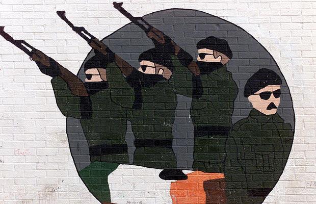 terrorism and irish republican army